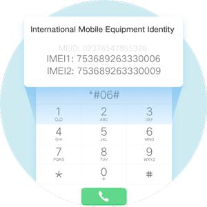 rastrear un teléfono utilizando el IMEI